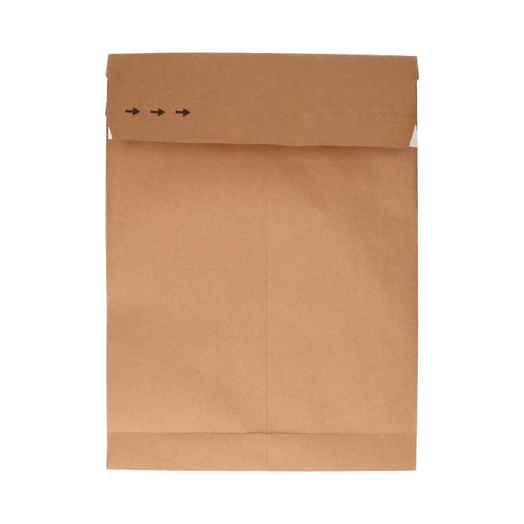 Verzendzak recycled (Do Good Bag) 320x430x80mm met dubbele plakstrip