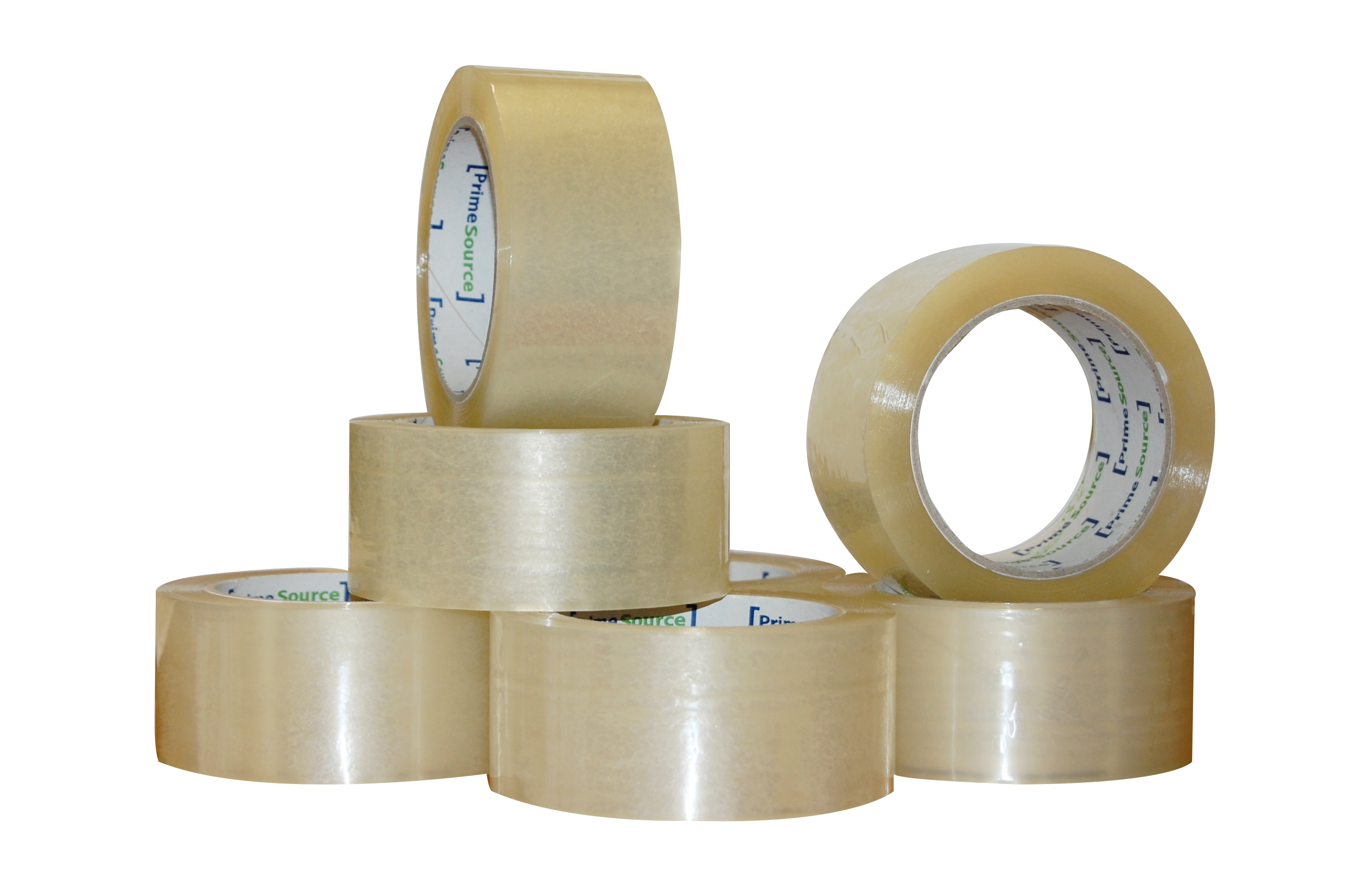 PrimeSource tape low noise transparant 48 mm x 66 m
