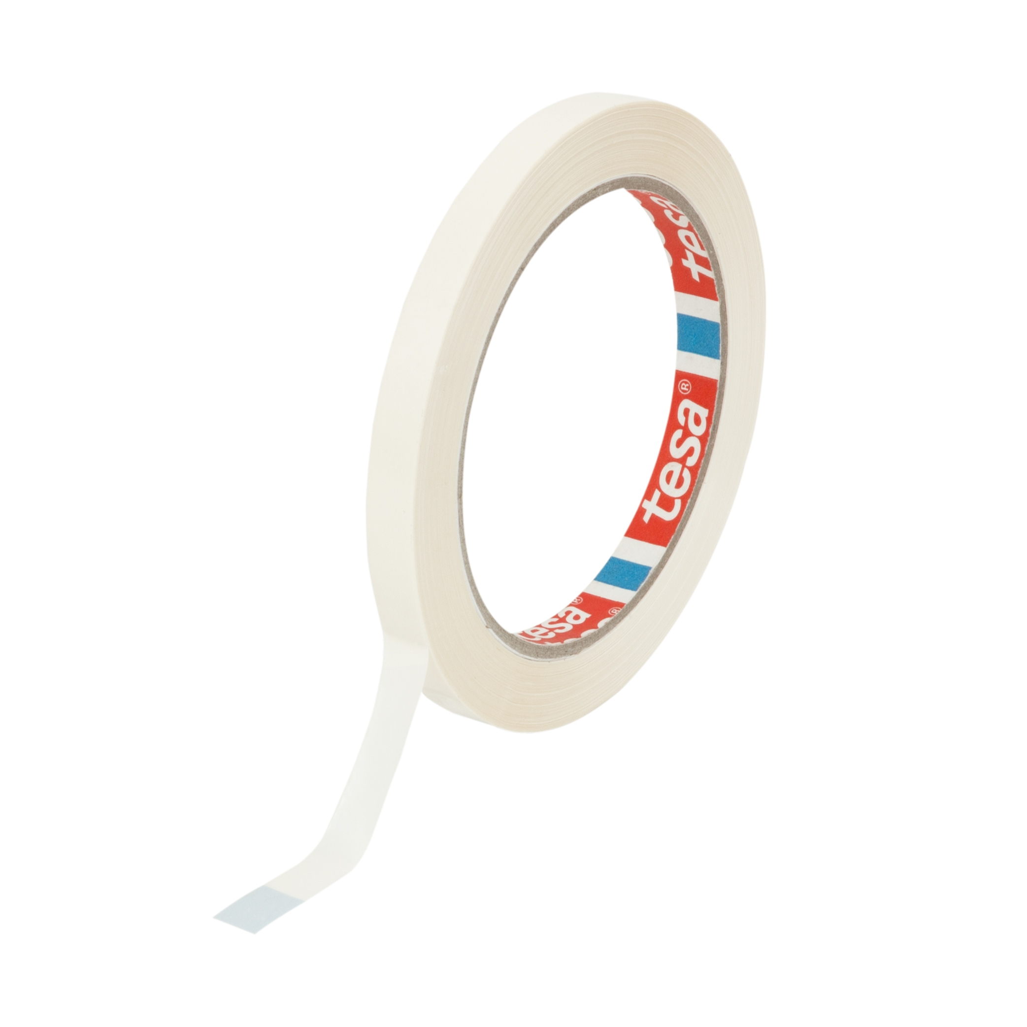 Tesa® tape pvc 4204 wit 9 mm x 66 m