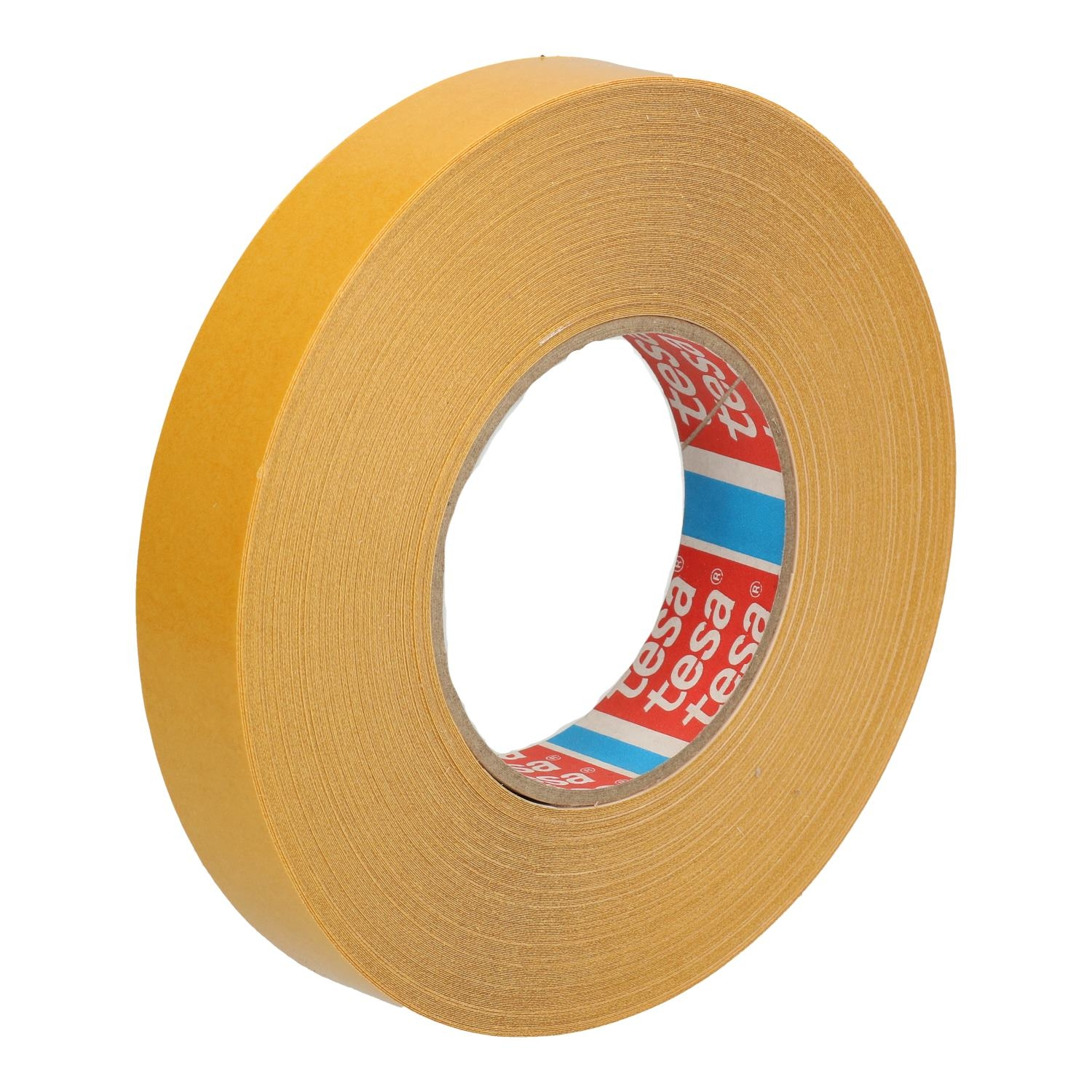 Tesa® tape dubbelzijdig pvc wit 4970 25 mm x 50 m
