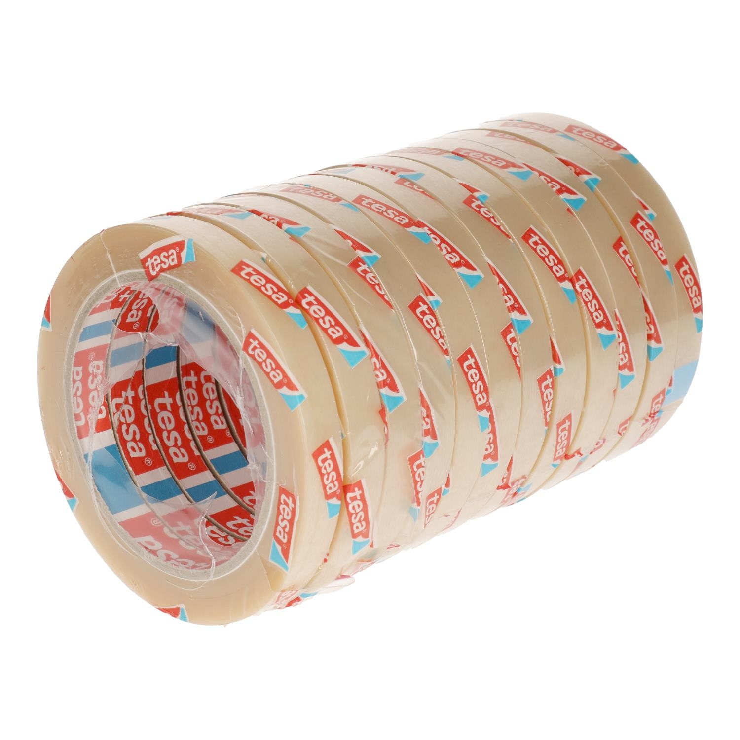 Tesa® tape PVC transparant 4204 12 mm x 66 mtr