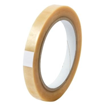 Tape PVC transparant 15 mm x 66 mtr